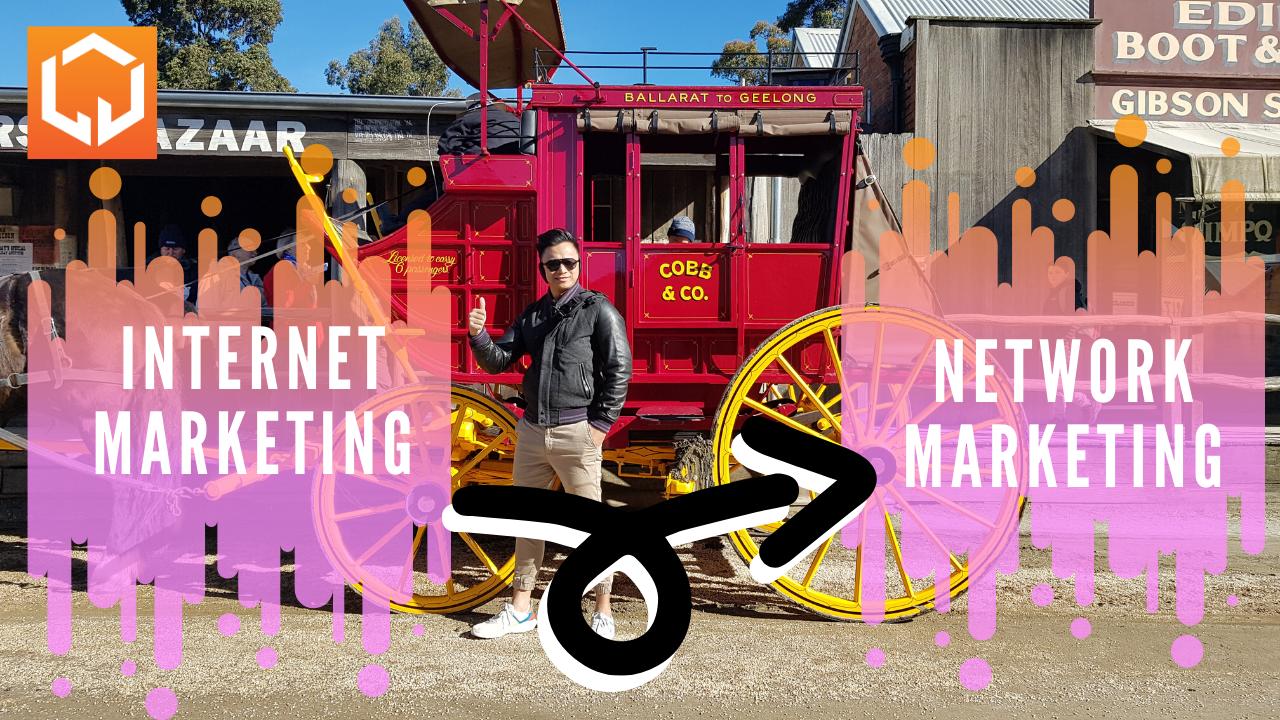 Bagaimana Saya Menggunakan Internet Marketing dan Membangun Bisnis Network Marketing