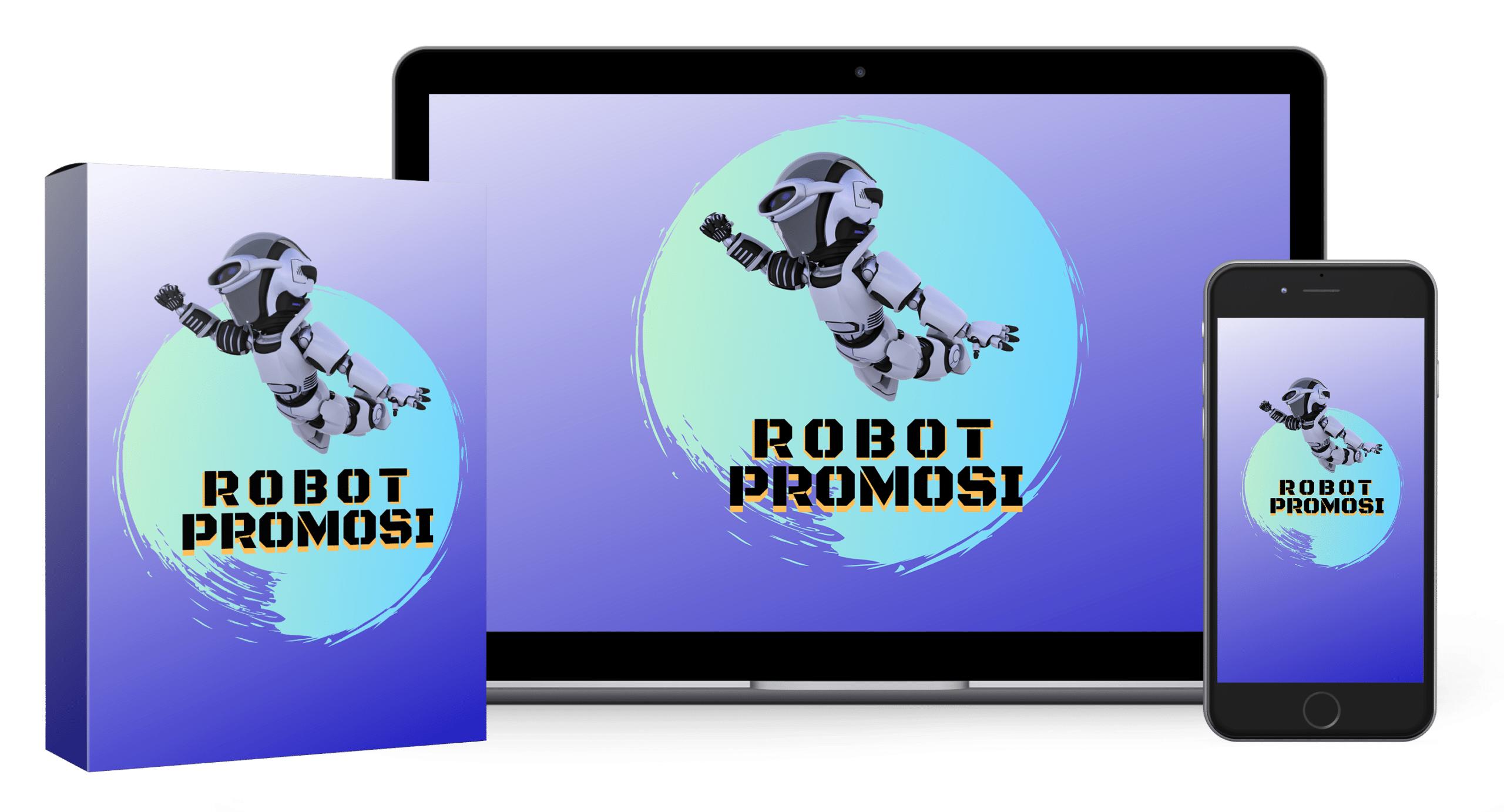 Robot Promosi